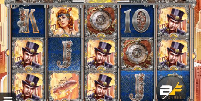 Spielautomat Steampunk Big City Online Kostenlos Spielen