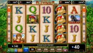 Casino Spiele The Story of Alexander Online Kostenlos Spielen