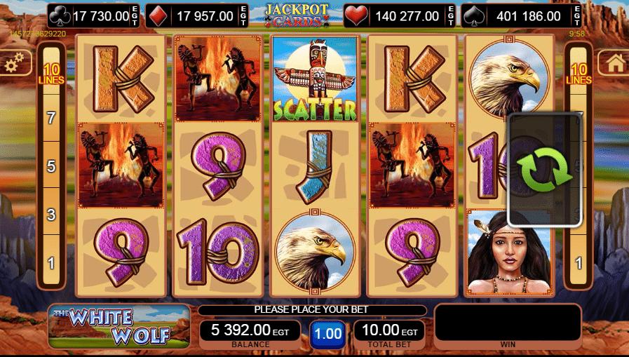 Casino Spiele The White Wolf Online Kostenlos Spielen