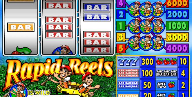 Casino Spiele Rapid Reels Online Kostenlos Spielen