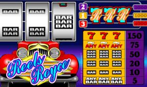 Spielautomat Reels Royce Online Kostenlos Spielen