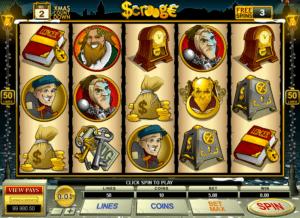 Scrooge Spielautomat Kostenlos Spielen