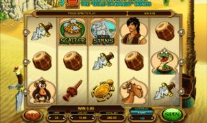Kostenlose Spielautomat Ali Baba Online