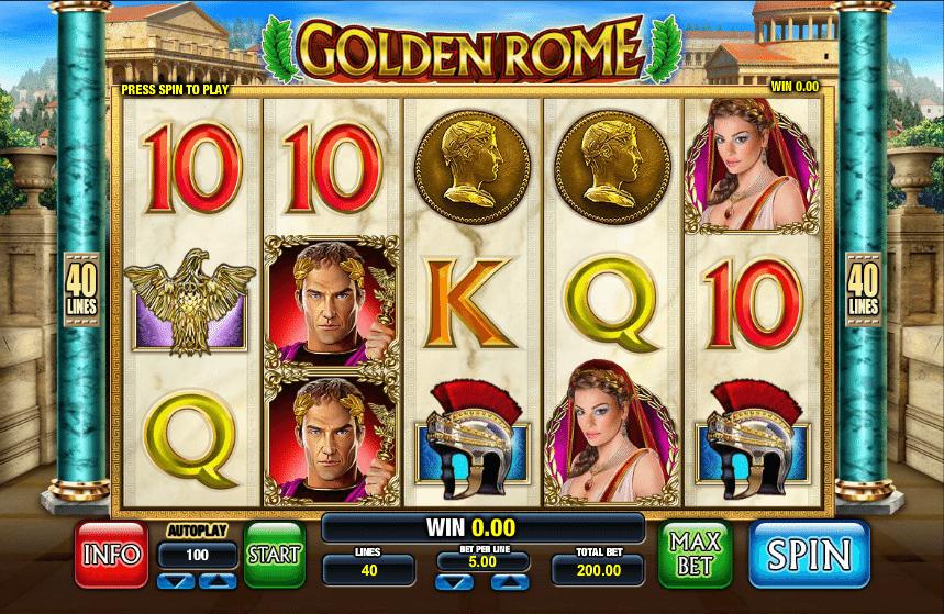 Spiele Roma - Video Slots Online