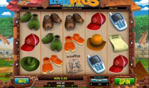 Kostenlose Spielautomat Little Pigs Online