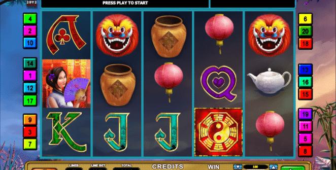 Spielautomat Mandarin Fortune Online Kostenlos Spielen