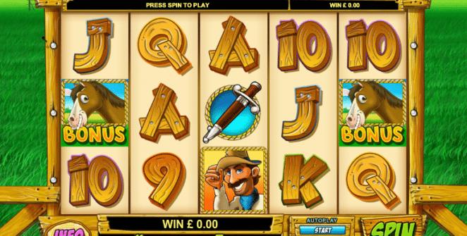 Kostenlose Spielautomat Pampa Treasures Online