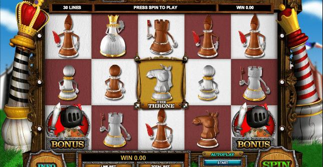 Spielautomat Queen of Thrones Online Kostenlos Spielen