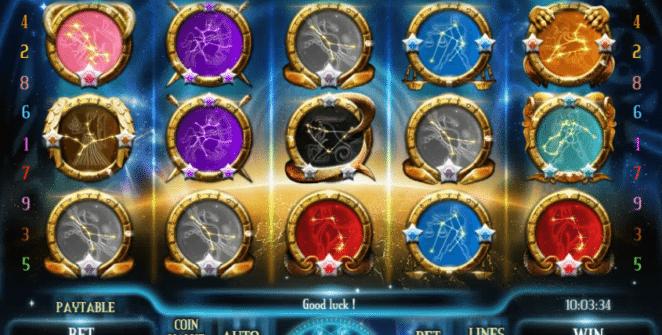 Kostenlose Spielautomat Astro Magic Online