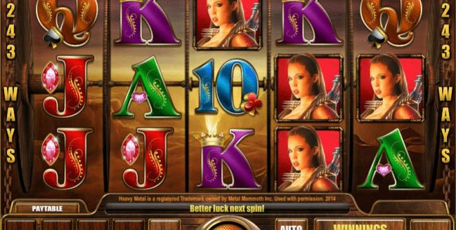Casino Spiele Heavy Metal:Warriors Online Kostenlos Spielen