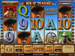 Kostenlose Spielautomat Jackpot Rango Online