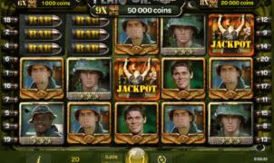 Platoon Wild Spielautomat Kostenlos Spielen