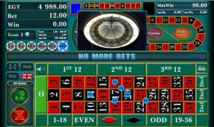 Roulette EGT Online Kostenlos Spielen