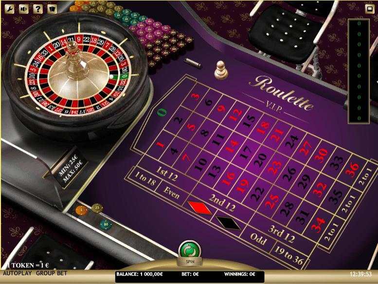 Spiele Roulette Gratis