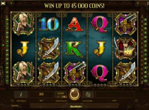 Kostenlose Spielautomat Skulls of Legend Online