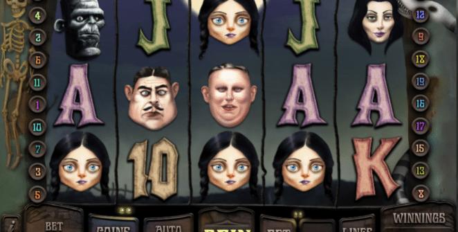 Spooky Family Spielautomat Kostenlos Spielen