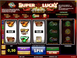 Kostenlose Spielautomat Super Lucky Reels Online