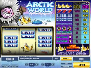 Polar Fox Spielautomat - Spielen Sie jetzt dieses Online Spiel gratis