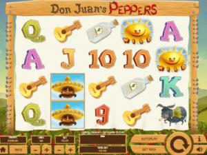 Don Juan´s Pepper Spielautomat Kostenlos Spielen