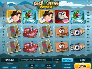 Spielautomat Loch Ness Online Kostenlos Spielen