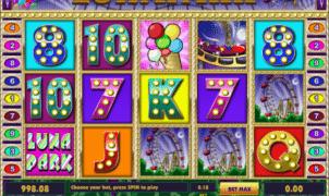 Kostenlose Spielautomat Lunapark Online