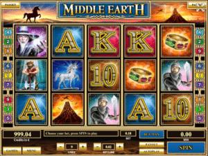 Casino Spiele Middle Earth Online Kostenlos Spielen