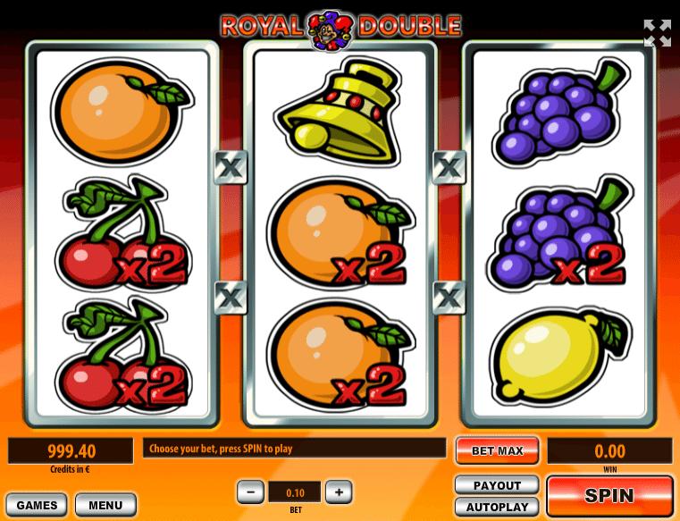 Spiel Double