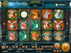 Spielautomat 12 Zodiacs Online Kostenlos Spielen