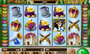 Kostenlose Spielautomat All For One Online