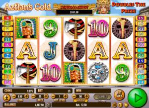 Spielautomat Aztlan´s Gold Online Kostenlos Spielen