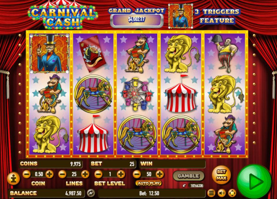 Carnival Casino Cash