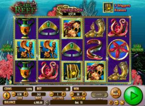 Cash Reef Spielautomat Kostenlos Spielen