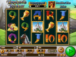 Kostenlose Spielautomat Dragon´s Realm Online