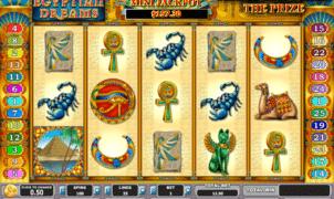 Egyptian Dreams Spielautomat Kostenlos Spielen