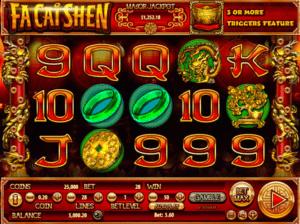 Spielautomat Fa Cai Shen Online Kostenlos Spielen