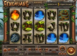Kostenlose Spielautomat Fenghuang Online