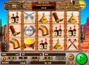 Spielautomat Frontier Fortune Online Kostenlos Spielen