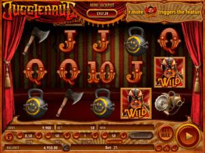 Spielautomat Jugglenaut Online Kostenlos Spielen