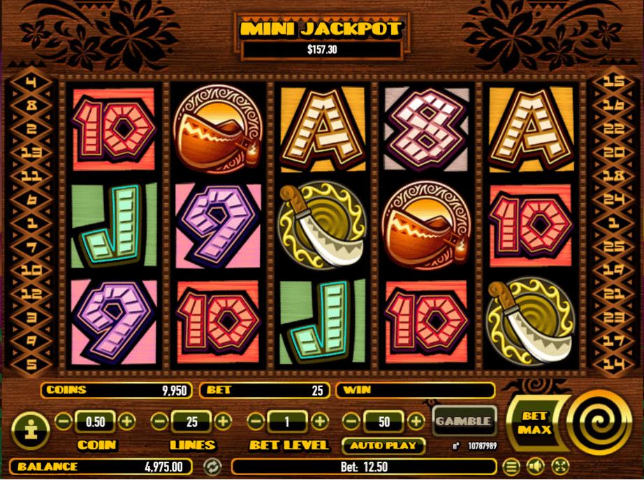 King Tuts Tomb Slot - Play this Habanero Casino Game Online
