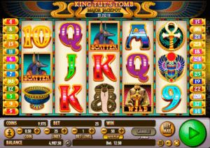 King Tuts Tomb Spielautomat Kostenlos Spielen