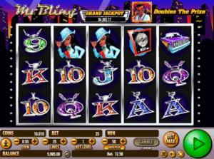 Mr. Bling Spielautomat Kostenlos Spielen