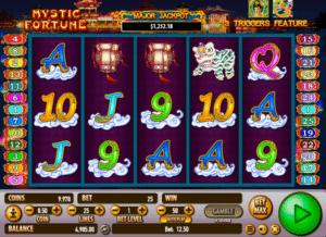 Kostenlose Spielautomat Mystic Fortune Online