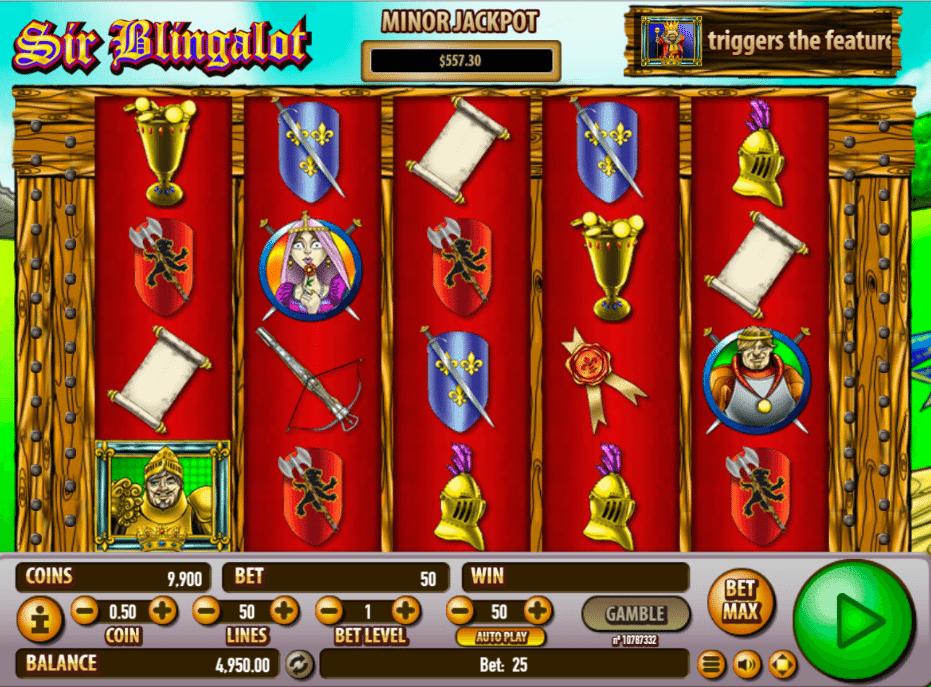 Spiele Sir Blingalot - Video Slots Online