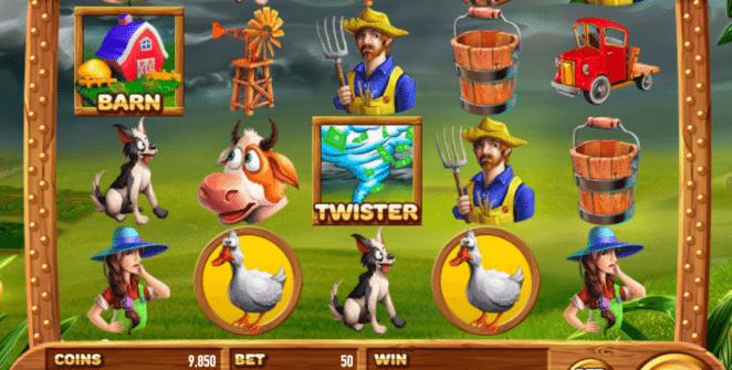 Spielautomat Super Twister Online Kostenlos Spielen