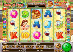 Casino Spiele Tower of Pizza Online Kostenlos Spielen