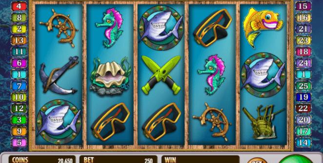 Treasure Diver Spielautomat Kostenlos Spielen