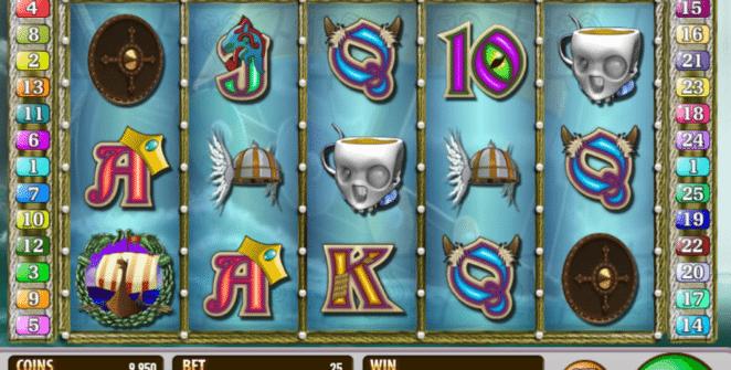 Kostenlose Spielautomat Vikings Plunder Online