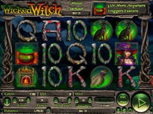Wicked Witch Spielautomat Kostenlos Spielen