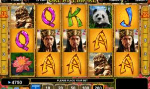 Kostenlose Spielautomat Great Empire Online
