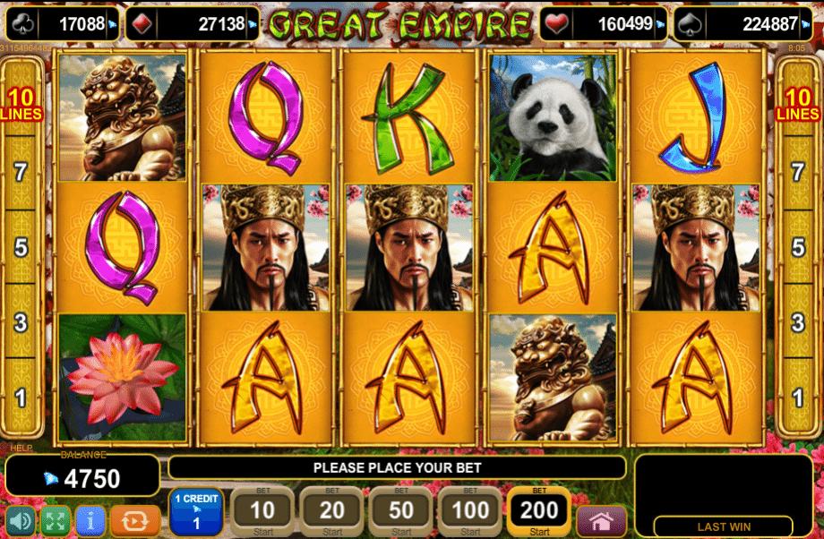 Dynastie Of Ming Slots - Spielbericht und gratis Online-Spiel